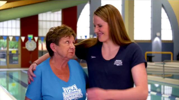 USA Swimming Foundation TV Spot, 'Swim Lessons' Featuring Missy Franklin - Thumbnail 4