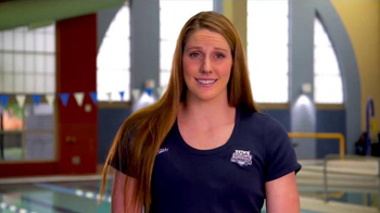 USA Swimming Foundation TV Spot, 'Swim Lessons' Featuring Missy Franklin - Thumbnail 1
