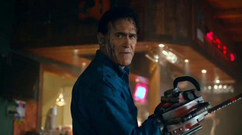 Ash vs Evil Dead: The Complete First Season Home Entertainment TV Spot