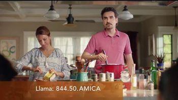 Amica Mutual Insurance Company TV Spot, 'Para la familia' [Spanish] - 350 commercial airings