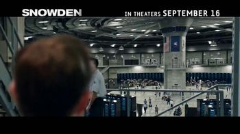 Snowden - Alternate Trailer 3