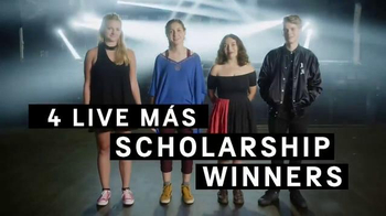 Taco Bell Live Mas Scholarship TV Spot, 'MTV Video Music Awards: Dreams'