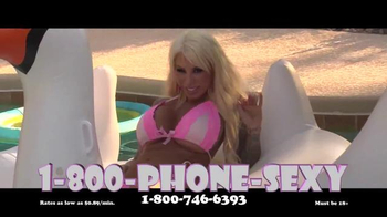 1-800-PHONE-SEXY TV Spot, 'Summer Heat' - Thumbnail 2
