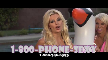 1-800-PHONE-SEXY TV Spot, 'Summer Heat' - Thumbnail 4