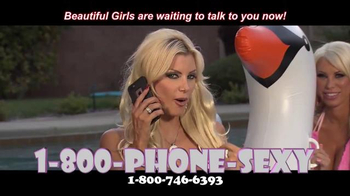 1-800-PHONE-SEXY TV Spot, 'Summer Heat' - Thumbnail 5