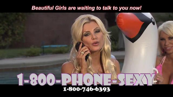 1-800-PHONE-SEXY TV Spot, 'Summer Heat' - Thumbnail 6