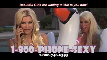 1-800-PHONE-SEXY TV Spot, 'Summer Heat' - Thumbnail 7