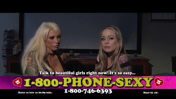1-800-PHONE-SEXY TV Spot, 'What Does Sexy Mean to You?' - Thumbnail 3
