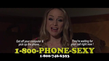 1-800-PHONE-SEXY TV Spot, 'That Time of Night' - Thumbnail 6