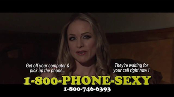 1-800-PHONE-SEXY TV Spot, 'That Time of Night' - Thumbnail 7