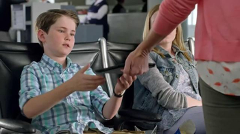 DIRECTV App TV Spot, 'Flight Delay'