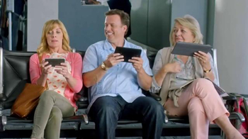 DIRECTV App TV Spot, 'Flight Delay' - Thumbnail 5