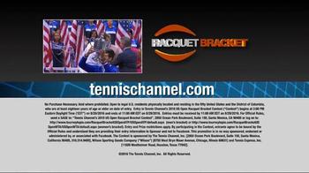 Tennis Channel TV Spot, 'Racquet Bracket: US Open' - Thumbnail 10