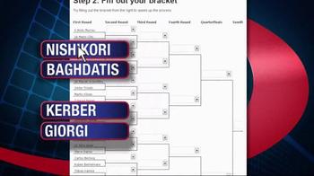 Tennis Channel TV Spot, 'Racquet Bracket: US Open' - Thumbnail 4