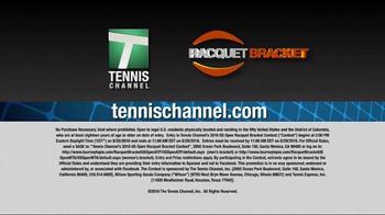 Tennis Channel TV Spot, 'Racquet Bracket: US Open' - Thumbnail 9