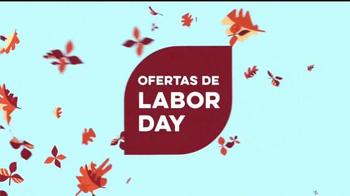 Lowe's Ofertas de Labor Day TV Spot, 'Pinturas' [Spanish] - Thumbnail 2