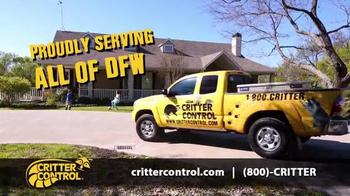 Critter Control TV Spot, 'Scratching at Night'