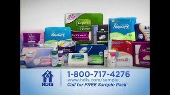 HDIS TV Spot, 'Sample Pack'