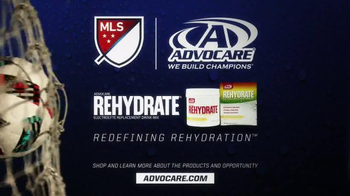 Advocare Rehydrate TV Spot, 'Preparation' Featuring Dom Dwyer, Ethan Finlay - Thumbnail 4