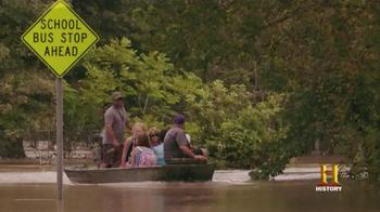 American Red Cross TV Spot, 'History Channel: Louisiana Floods' - Thumbnail 4
