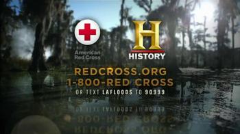 American Red Cross TV Spot, 'History Channel: Louisiana Floods' - Thumbnail 7