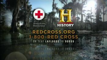 American Red Cross TV Spot, 'History Channel: Louisiana Floods' - Thumbnail 8