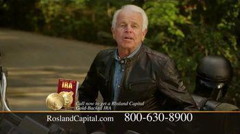 Rosland Capital Gold IRA TV Spot, 'The Open Road' Featuring William Devane