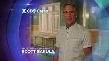 CBS Cares TV Spot, 'Scott Bakula on Louisiana Flooding'