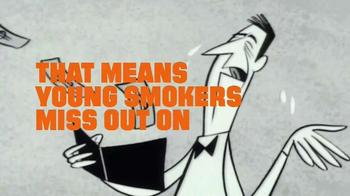 Truth TV Spot, 'Smoking Gap' Song by Diplo - Thumbnail 5