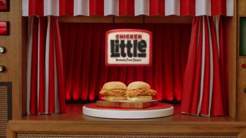 KFC Chicken Littles TV Spot, 'Hello There' - 1473 commercial airings