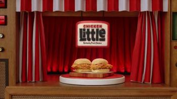 KFC Chicken Littles TV Spot, 'Hello There' - Thumbnail 3