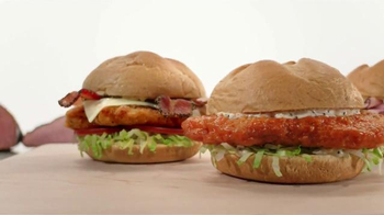 Arby's Buttermilk Chicken Sandwiches TV Spot, 'Just Fine' - Thumbnail 1