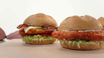 Arby's Buttermilk Chicken Sandwiches TV Spot, 'Just Fine' - Thumbnail 3