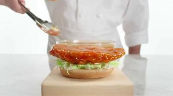 Arby's Buffalo Chicken Sandwich TV Spot, 'Safe Distance' - Thumbnail 4