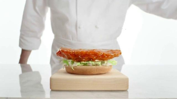 Arby's Buffalo Chicken Sandwich TV Spot, 'Safe Distance' - Thumbnail 5