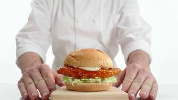 Arby's Buffalo Chicken Sandwich TV Spot, 'Safe Distance' - 1285 commercial airings