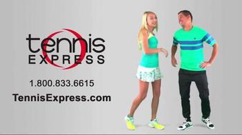 Tennis Express 72 Hour Sale TV Spot, 'Racket Specials' - Thumbnail 7