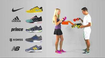 Tennis Express 72 Hour Sale TV Spot, 'Racket Specials' - Thumbnail 2