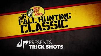 Bass Pro Shops Fall Hunting Classic TV Spot, 'Trick Shots' - Thumbnail 1