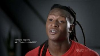 DraftKings TV Spot, \'Hella Tight\' Featuring DeAndre Hopkins