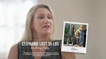 Jenny Craig TV Spot, 'Weight Loss Journey' - Thumbnail 1