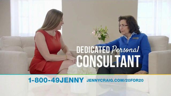 Jenny Craig TV Spot, 'Weight Loss Journey' - Thumbnail 4
