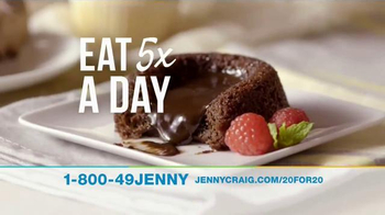 Jenny Craig TV Spot, 'Weight Loss Journey'