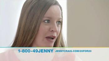 Jenny Craig TV Spot, 'Weight Loss Journey' - Thumbnail 7