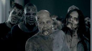 Universal Studios Hollywood TV Spot, 'The Walking Dead Attraction'