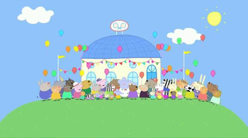 Peppa Pig and Friends TV Spot, 'Ready for Fun' - Thumbnail 2