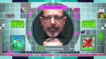 Apartments.com TV Spot, 'Apartment Alert' Featuring Jeff Goldblum - Thumbnail 2