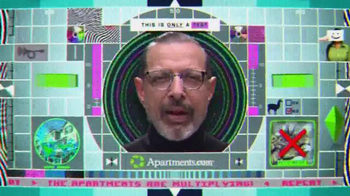 Apartments.com TV Spot, 'Apartment Alert' Featuring Jeff Goldblum - Thumbnail 5