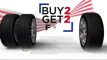 National Tire & Battery Labor Day Savings TV Spot, 'Steering Wheel' - Thumbnail 9