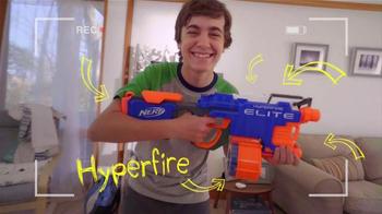 Nerf N-Strike Elite HyperFire Blaster: On the Field thumbnail